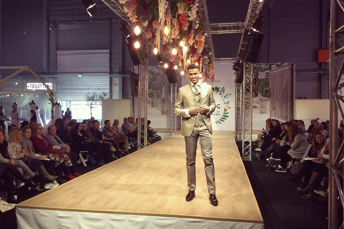 Drukte bij de Nationale Wedding Show
