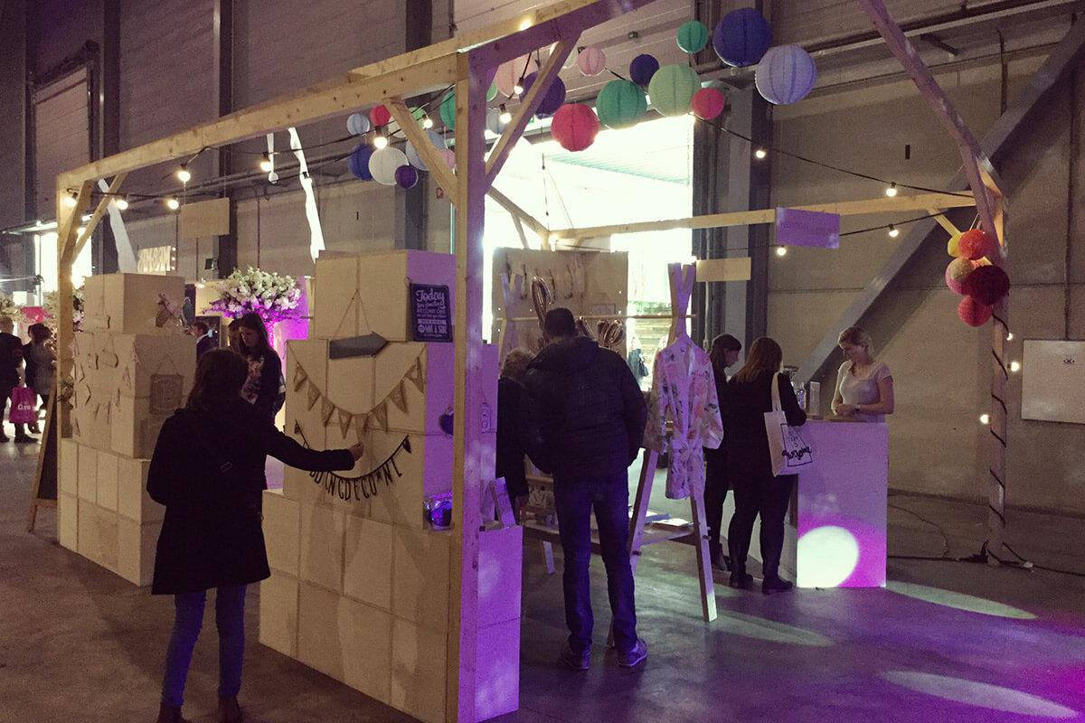 Lekker rondkijken op de Love & Marriage Beurs Den Bosch