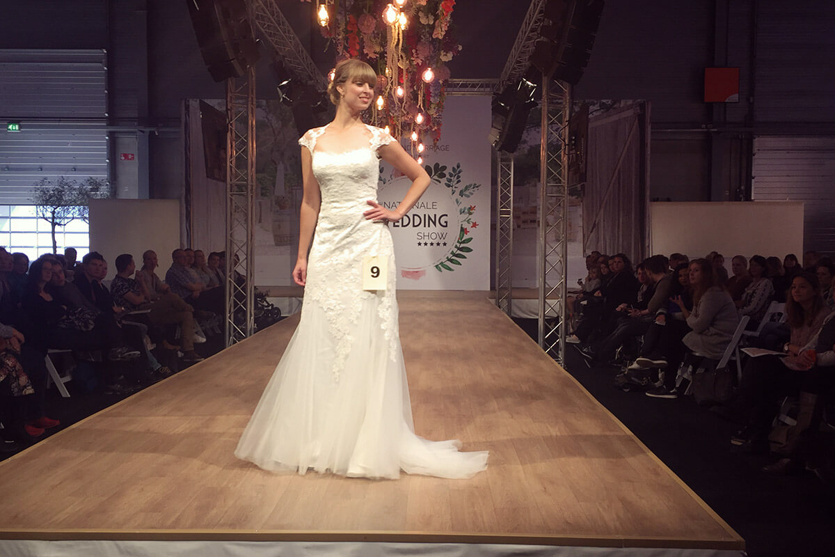 Nationale Wedding Show bruidsjurken