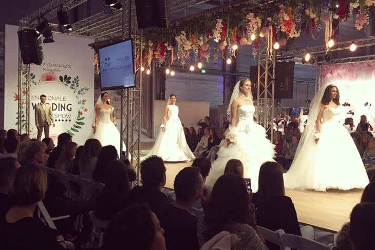 Nationale Wedding Show - Bruidsjurken