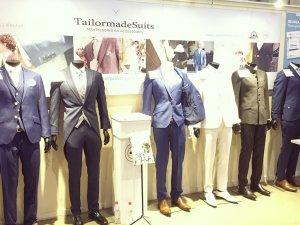 Kostuums en trouwpakken van TailormadeSuits