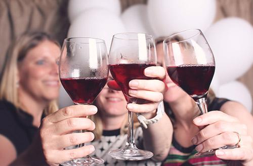 Meer plezier met een biertje of een wijntje