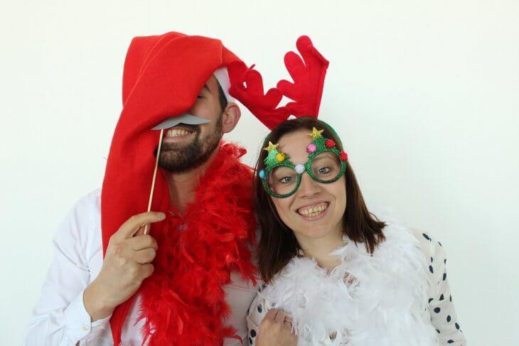 Fotobooth kerst