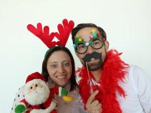 Photobooth huren voor je kerstborrel