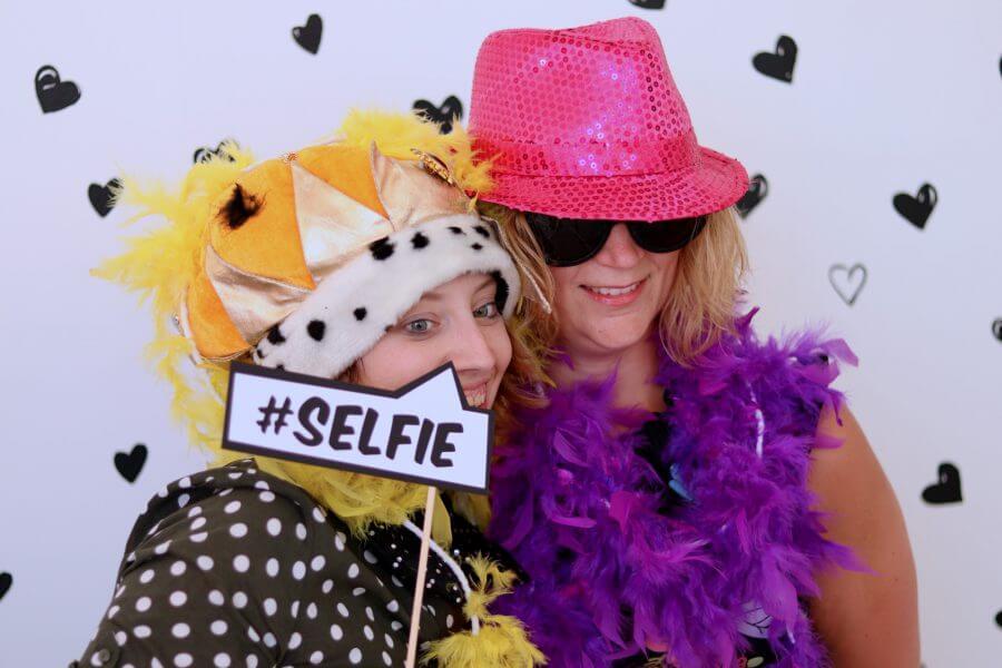 Selfie fotobooth